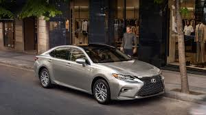 2017 lexus es series 350 premier overview u0026 price