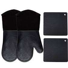 amazon com potholders u0026 oven mitts home u0026 kitchen potholders