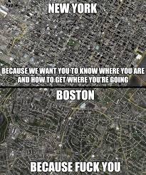 Meme Nyc - nyc vs boston imgur