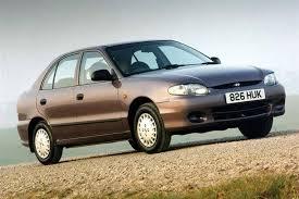 hyundai accent model hyundai accent 1994 2000 used car review car review rac drive