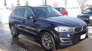 Bmw X5 Blue - the imperial entrance