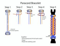 simple paracord bracelet instructions images Paracord bracelet weave patterns jewelry jpg