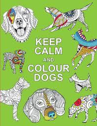 calm colour calm and colour dogs