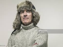 clothing for elderly elderly in warm winter clothing stock photo getty images