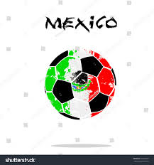 mexican flag banner template stock vector igor vkv colors of the