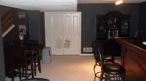 already finished basement ht gaming bar space avs forum home