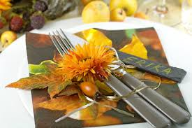 creative thanksgiving place cards