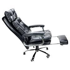 Reclining Office Chairs Reclining Office Chair With Footrest And High Backrest Photos 83