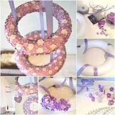 homemade christmas gift ideas baby room purple decoration