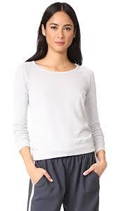 james classic long sleeve raglan sweatshirt shopbop save