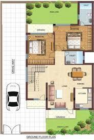 Luxury Duplex House Plans Luxury Bungalow House Plans India House Design Plans
