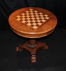 Chess Table by Chess Table Ideas U2014 Readingworks Furniture
