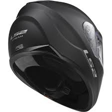 flat black motocross helmet ls2 stream solid full face motorcycle helmet ebay