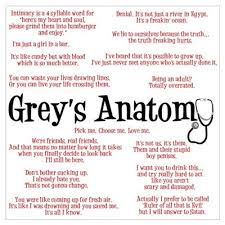 wedding quotes greys anatomy anatomy quotes poster