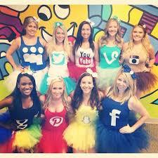 Group Halloween Costume Ideas For Teenage Girls 41 Best Halloween Fun Images On Pinterest Halloween Stuff