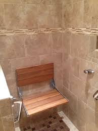bathroom design fabulous sliding shower chair medical shower