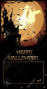 happy halloween cover photos halloween haunted house night with haunted house graveyard ghosts