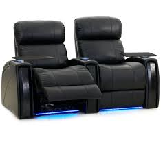 octane xl750 nitro home theater seating with power recline and