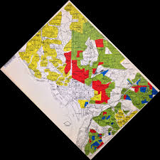 Washington Dc Ward Map by Which D C Neighborhoods Were Gentrifying In 1979