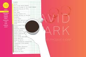 David Stark Design by David Stark Also Design Also Illustration Also Animation