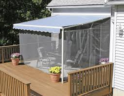 Awning Side Walls Sunsetter Retractable Awnings Awning Accessories
