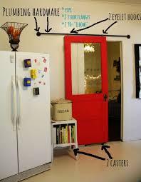 20 diy ideas u0026 tutorials to use barn doors in your home 2017