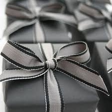 black gift wrap gift wrapping inspiration black and gray gift wrapping