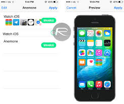 facebook themes cydia how to get watchos like icons on ios home screen redmond pie
