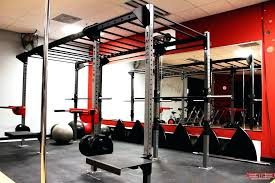 Commercial Gym Design Ideas The Fully Equipped Rogue Garage Gym Is Super Nice Go Fitness Great