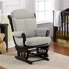 Leather Rocking Chairs For Nursery Fabric Rocking Chair For Nursery Editeestrela Design
