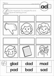 learn to read ad word family reader u0026 activities word families