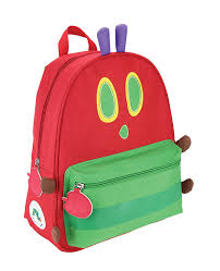 amazon com world of eric carle very hungry caterpillar backpack