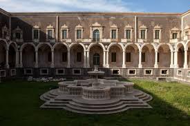 lettere e filosofia ct monastero dei benedettini catania architettura e curiosit