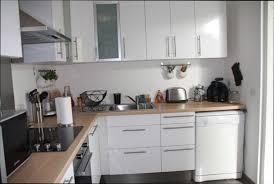 cuisine alu cuisine alu et bois simple cuisine sur mesure laque mat et bois