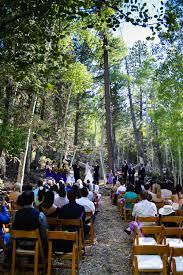 wedding venues in montana wedding at las vegas ski and snowboard resort outdoor wedding
