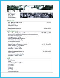 3d Resume Templates Sample Resume Of An Architect Free Resume Example And Writing
