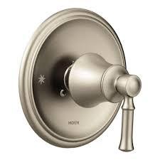 Moen Oil Rubbed Bronze Shower Head Moen Dartmoor Posi Temp 1 Handle Wall Mount Shower Only Faucet