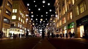 london christmas lights walking tour oxford street london christmas lights 2016 with pedestrians walking