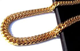 mens solid gold necklace images Online cheap necklaces chains heavy fashion mens 24k solid gold jpg