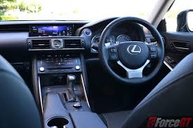 lexus wagon interior 2017 lexus is 300h review forcegt com