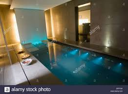 spa hotel omm barcelona spain stock photo royalty free image