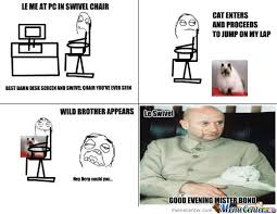 Meme Chair - swivel chair memes best collection of funny swivel chair pictures