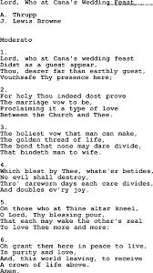 catholic wedding songs catholic hymns song lord who at cana s wedding feast lyrics