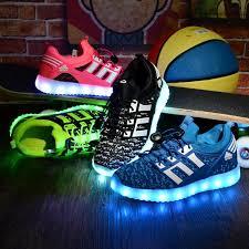 led light up shoes a008 kids led light up shoes flashshoes com