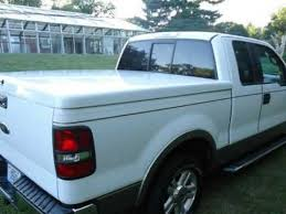 Ford F150 Bed Covers 2005 Ford F 150 Supercab Shortbed Lariat 5 4 V8 Leather Hard Bed