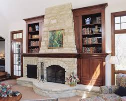 Bookcase Decorating Ideas Living Room Creating A Home Library In Any Space
