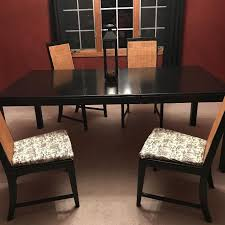 Oak Table And Chairs Find More Beautiful Oak Table With 4 Chairs And 2 Leaves For Sale