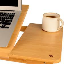 Laptop Lap Desk Reviews Lapdesk Portable Laptop Tablet And Book Reading Stand Table Bed