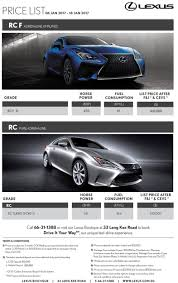 lexus singapore new car singapore motorshow 2017 lexus price list deals promotions and