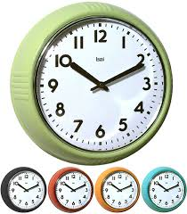 Modern Clocks For Kitchen by 9 Best Retro Clocks For My Kitchen Images On Pinterest Cool